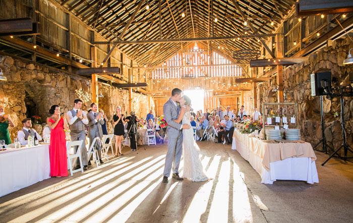 Santa Margarita Ranch wedding venue