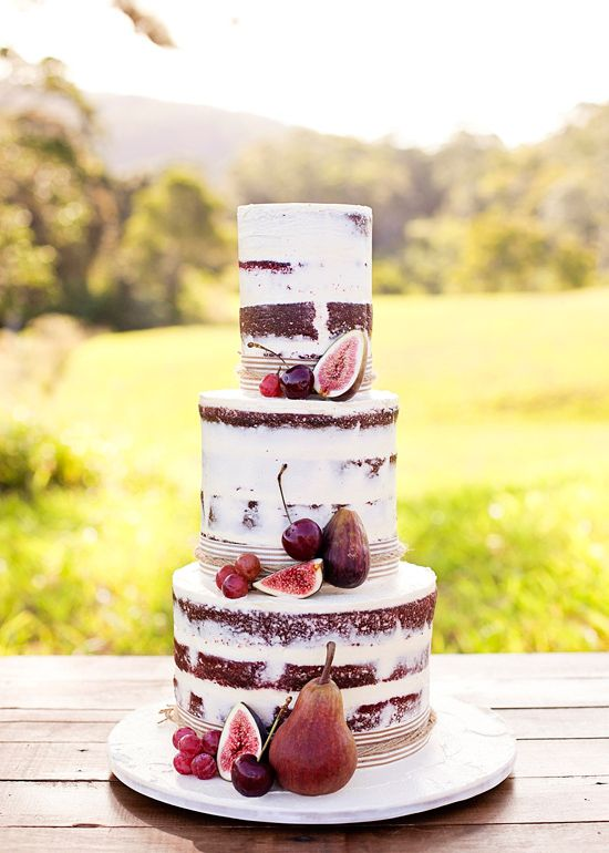 Alternative Wedding Cakes For Your Vow Renewal!