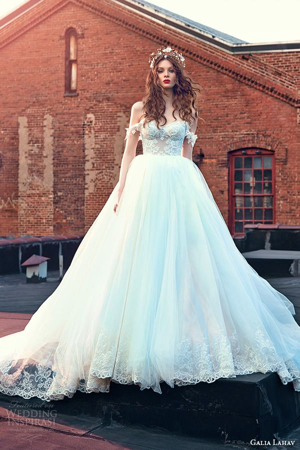 10 cinderella inspired gowns for brides of all ages for Cinderella inspired wedding dress
