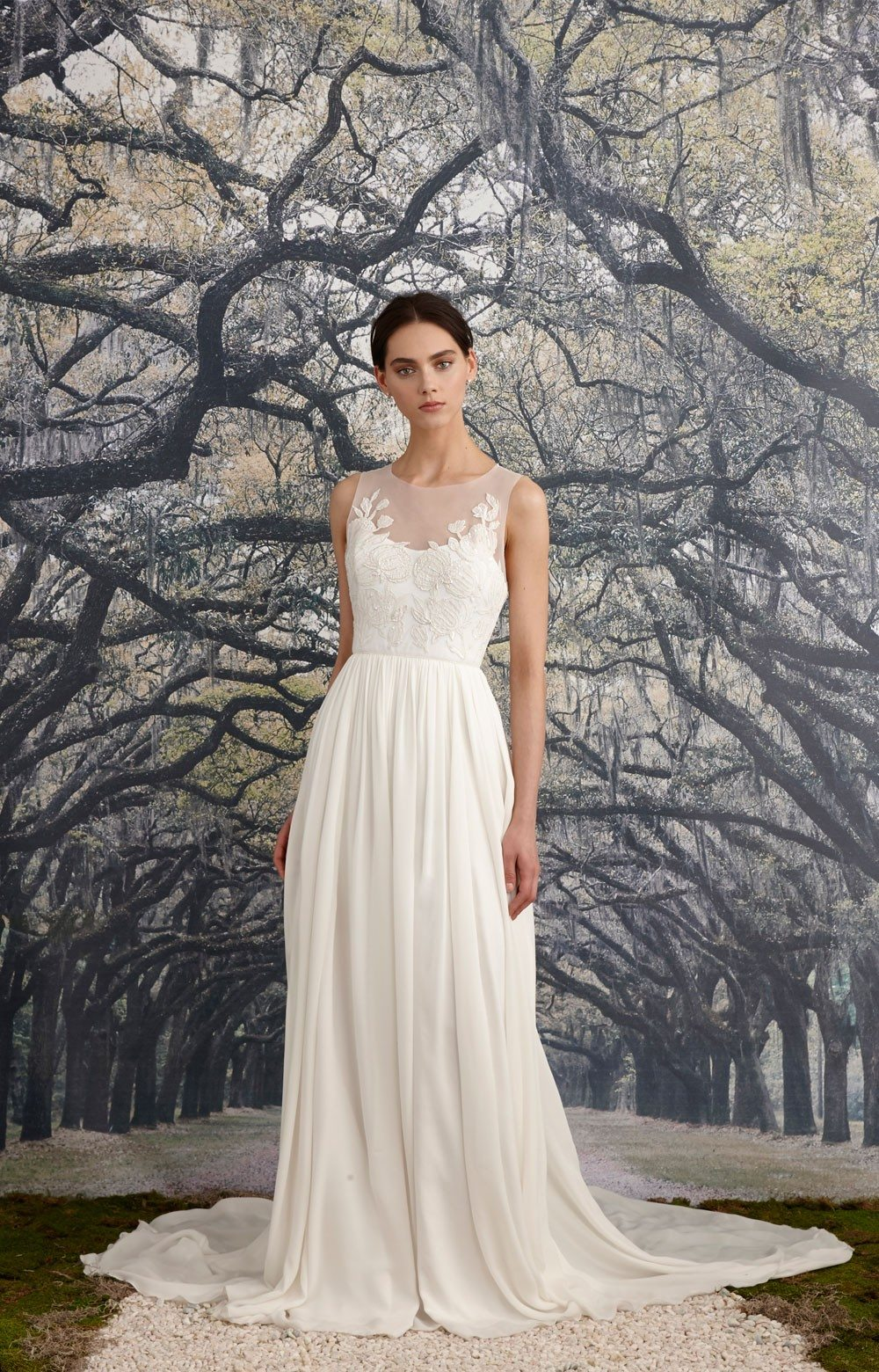 10 Stunning Wedding Gowns From Nicole Miller\'s Bridal Collection ...