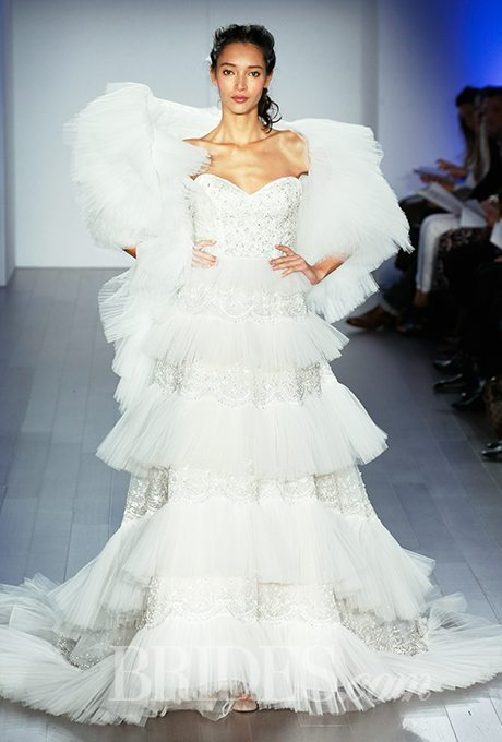 10 Stunning Extravagant Wedding Gowns To Rock The Aisle