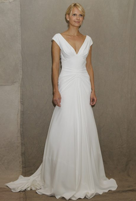 Preppy wedding gowns for the second time around part 2 for 2nd time around wedding dresses