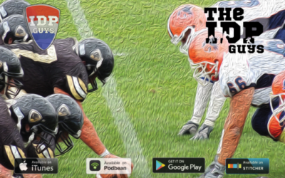 "IDP Reaction & Waivers Week Fifteen (15) ""The (smaller) Monster"""