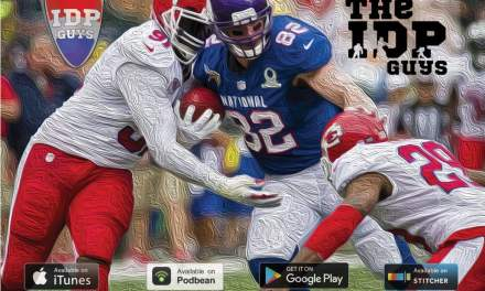 IDP Instant Reaction & Waivers Week Six (6)