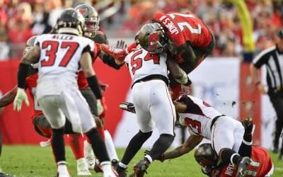 2020 Week 8 – Individual Defensive Player Injury Report