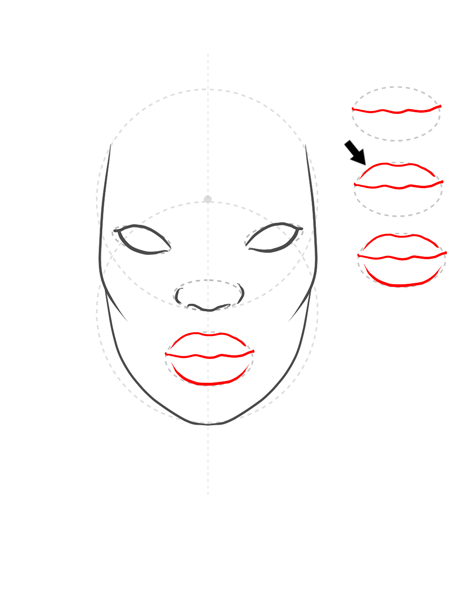 How-to-draw-black-woman-face-in-fashion-design-sketches-step_6