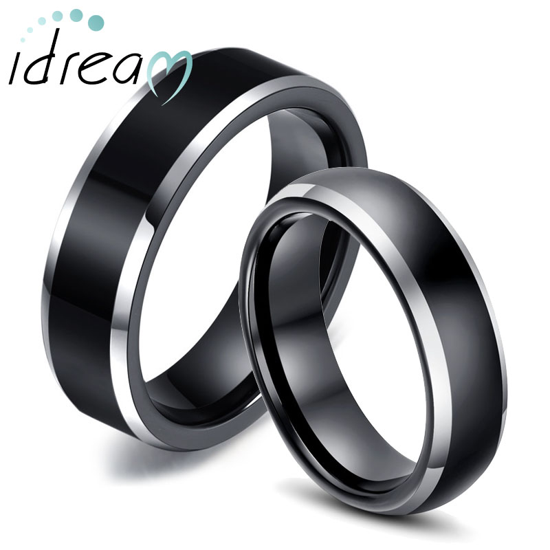 Tungsten Wedding Rings For Her