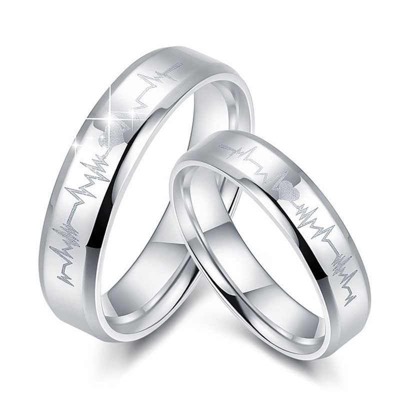 Engraved Promise Rings For Her Excellent Medium Size Of
