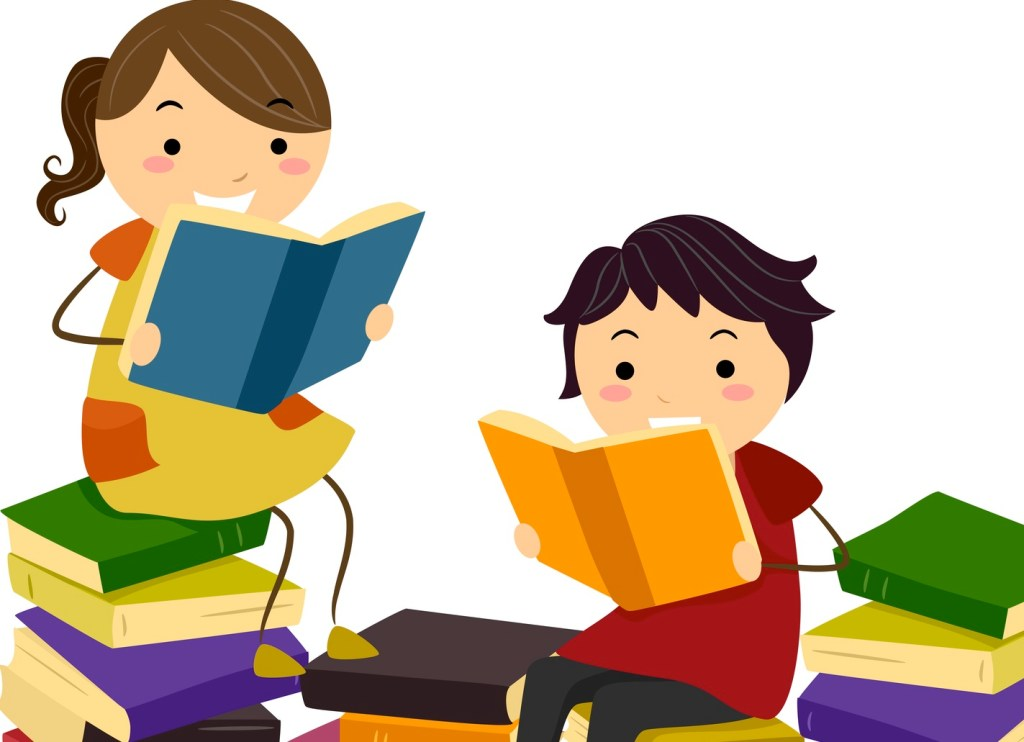 importance habit of reading among children