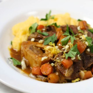 Beef Shank Osso Buco