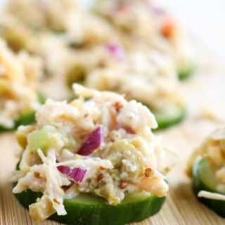Chicken Salad Guilt Free Low Carb Low Fat High Protein