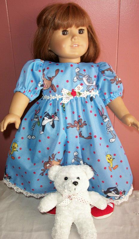 taz nightgown full
