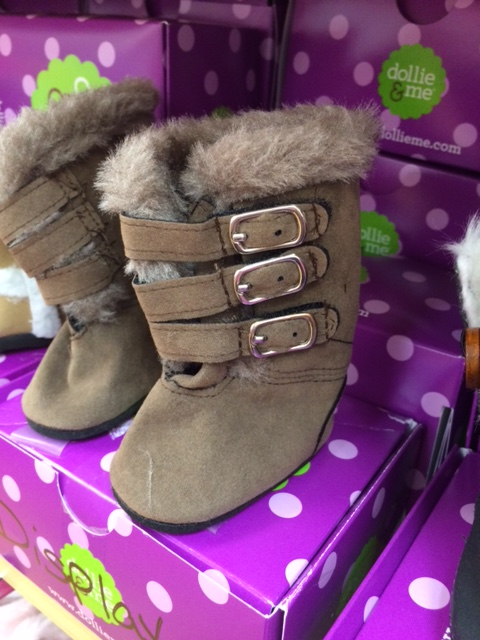 blog dollie and me brown cuckle boots