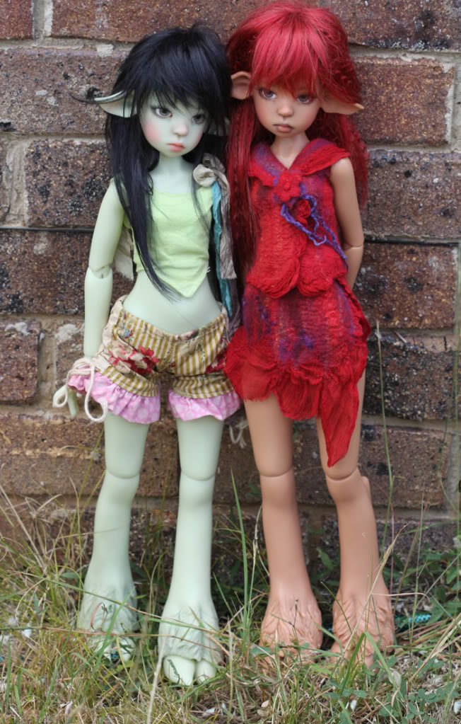 blog hooved nelly dolls