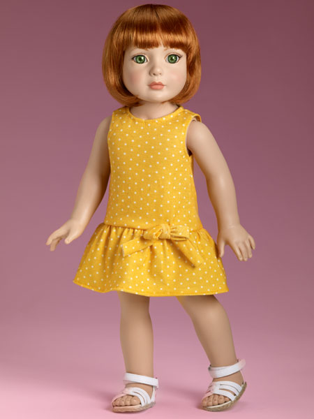 Blog Red head starter doll from tonner