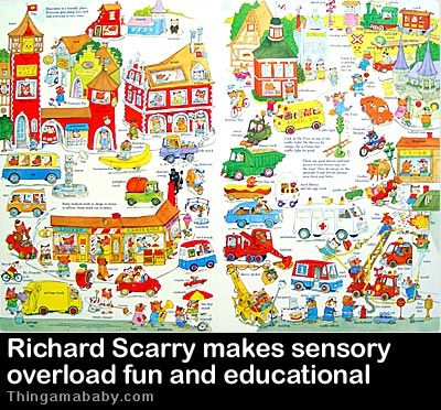 richard scarry book use 1