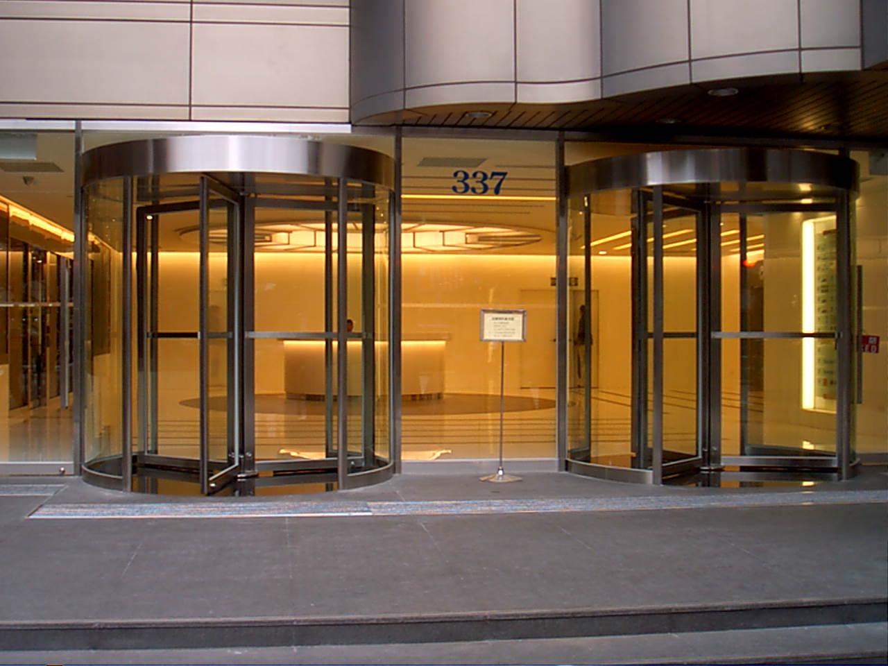惠普大樓的門廳1