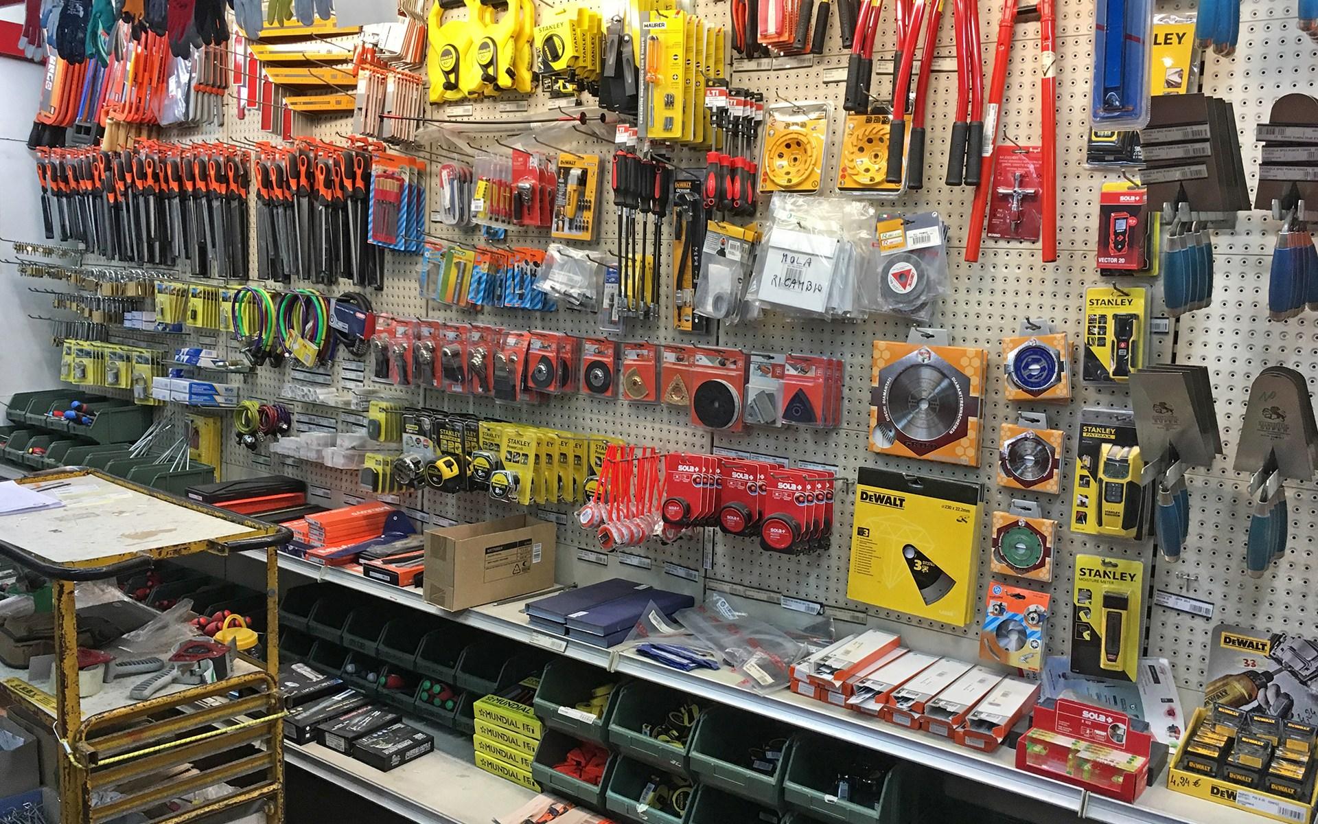 Idrofer ferramenta utensileria giardinaggio