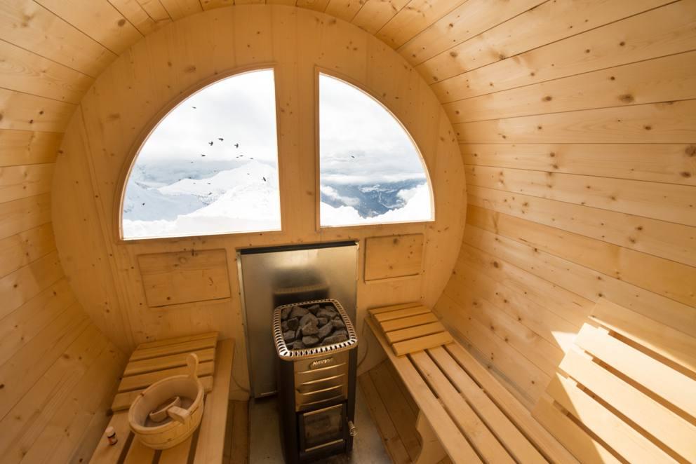 Sauna Da Esterno S 390 Id Sauna