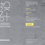 PolyU Design Annual Show Opening Ceremony on 10 June