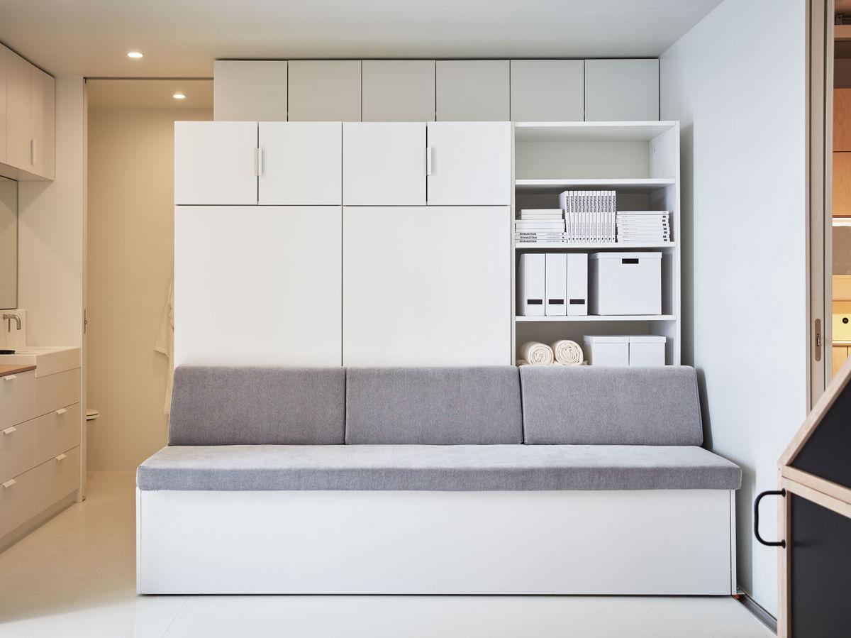 小坪數霸主!IKEA x Ori Living聯名自動化「蝸居」 一物多功超強合體-id SHOW好宅秀居家設計平臺