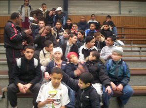 Tournoi footsalle 2003