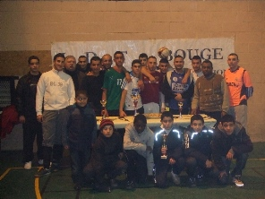 Tournoi footsalle 2008