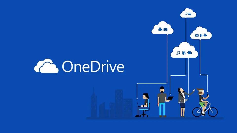 Microsoft New Updates To OneDrive