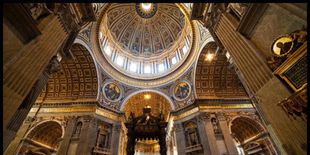 Las enormes riquezas… ¿del Vaticano?