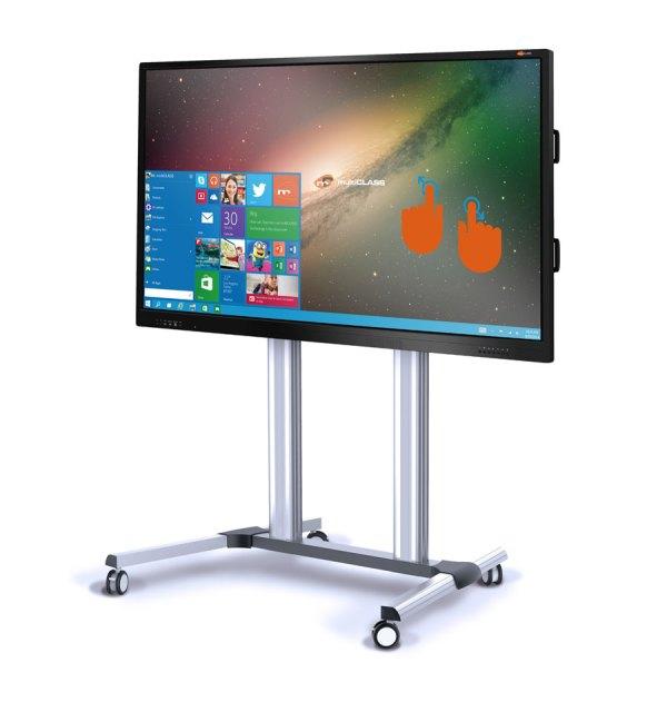 Soporte para pantallas MCSC1108-09 Plata