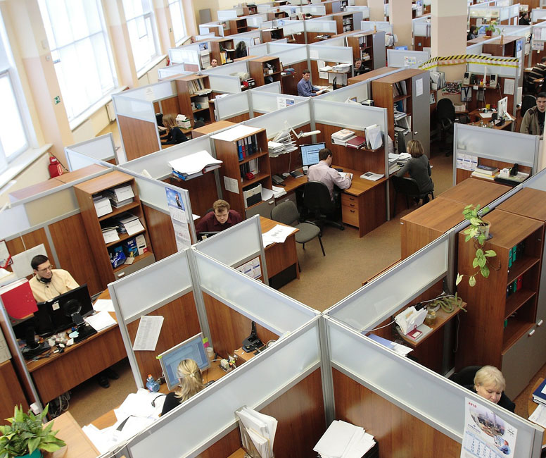 Gestión Documental Oficina