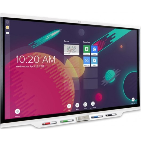 "SMART Board 7086 interactive display 86"" 4K"