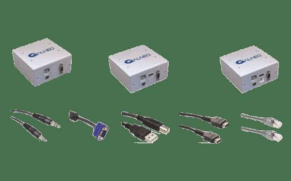 Caja de conexiones GALNEO CZ-5 AVU
