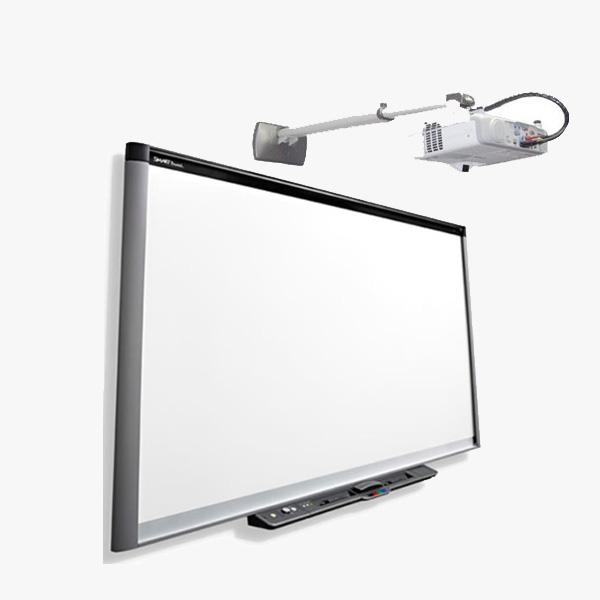 SMART Board SBX880 + Proyector EPSON EB-530