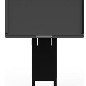 Soporte fijo motorizado para paneles de gran formato
