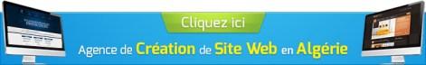 Conception site internet algerie