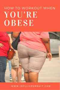 How to Workout When You're Morbidly Obese
