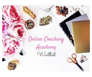 Online Coaching Academy Waitlist www.idyllicpursuit.com