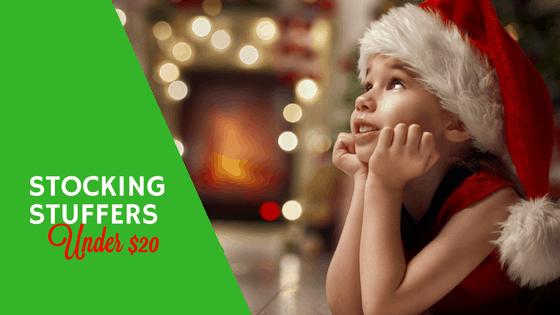 Stocking stuffers under $20