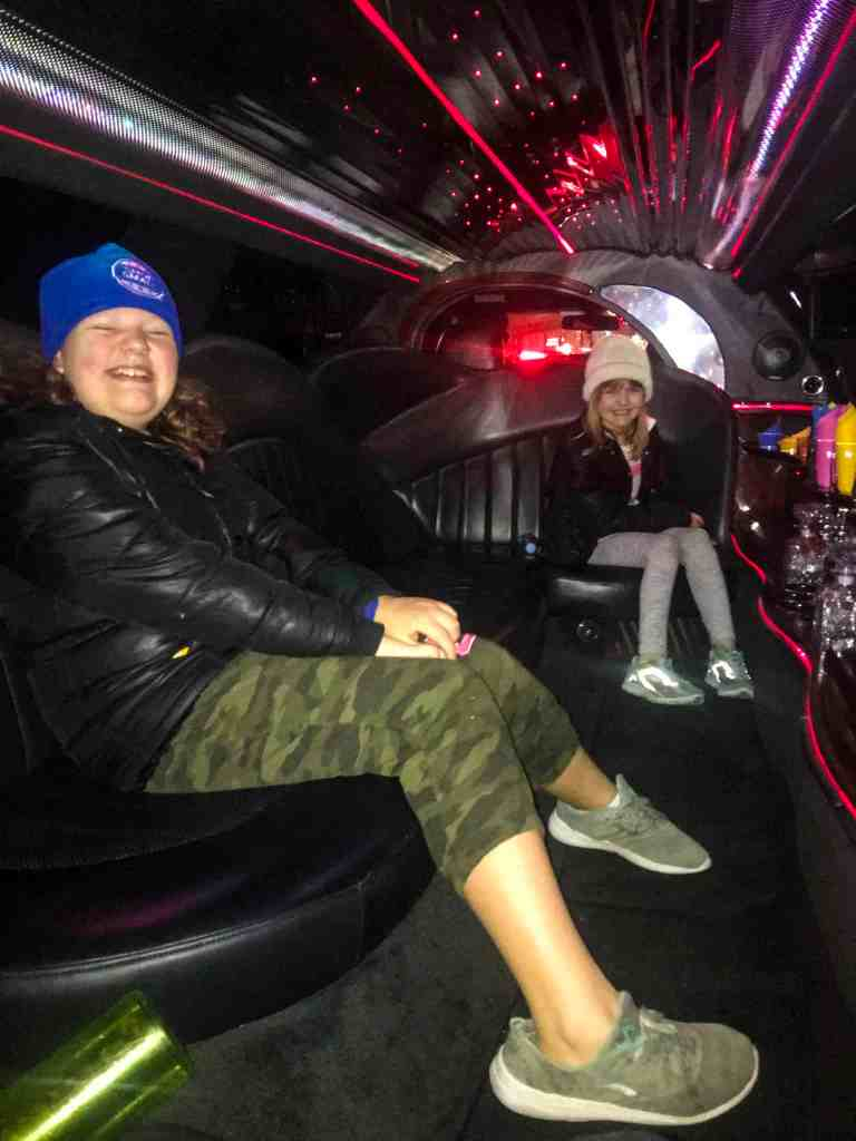 Traveling in style while visiting NYC - in a limo! idyllicpursuit.com