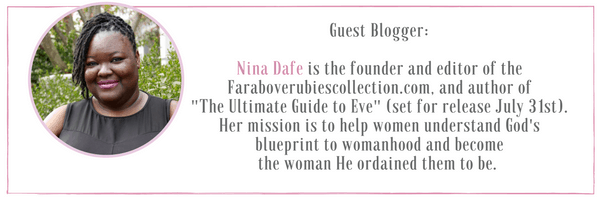 Nina Dafe Guest Blogger at idyllicpursuit.com