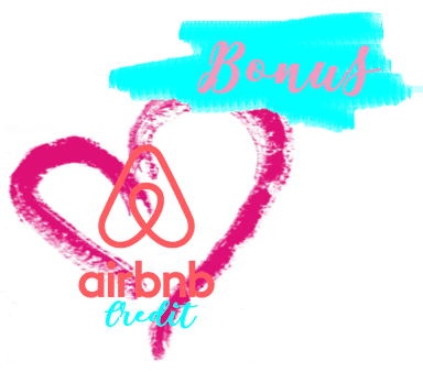Want free credit at AirBnB? Get yours here! © Idyllic Pursuit, LLC