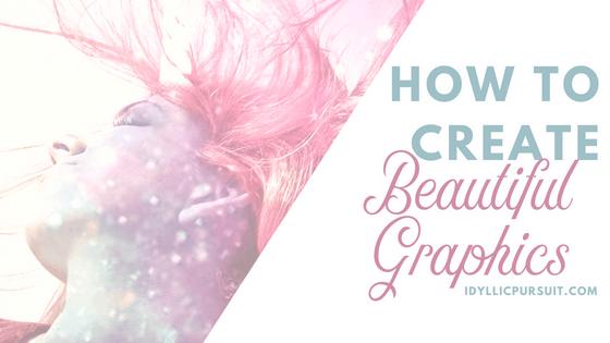 How to Create Beautiful Graphics