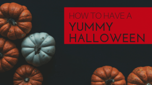 How to have a yummy Halloween w/ Mini Babybel Cheese!