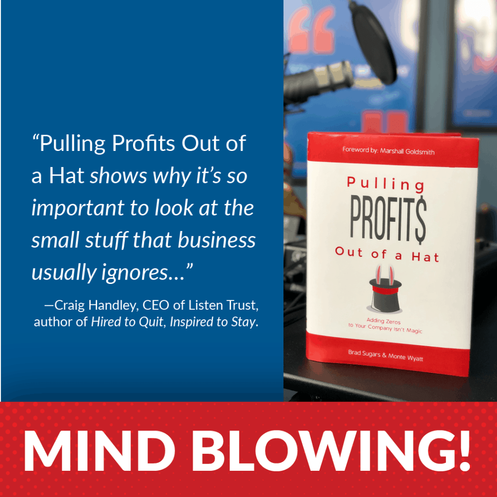 Pulling Profits Out of a Hat | Exponential Growth Pulling Profits Grow your business in multiples Learn how to multiply your profits Adding Zeros to your company isn't magic 5 Disciplines New Business Handbook for sustained business success