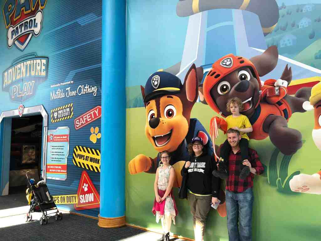 The World's Largest Children's Museum - Paw Patrol Exhibit