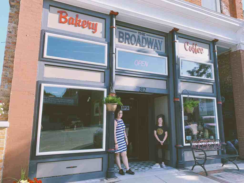 The Broadway in Audubon, Iowa