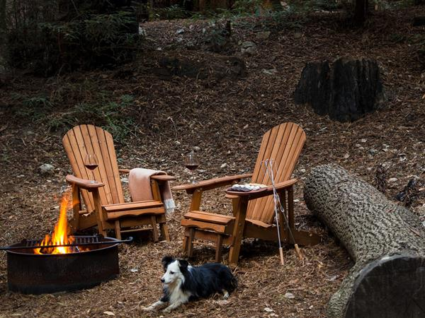 Ventana Big Sur Glamping Chairs