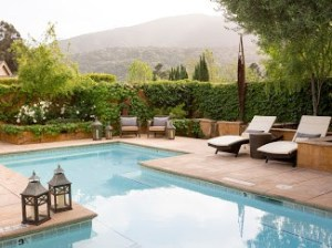 Bernardus Lodge & Spa pool