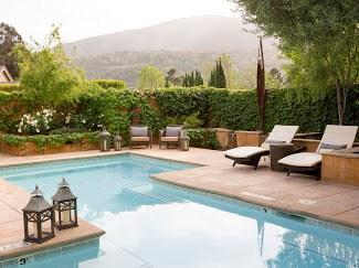 Bernardus Lodge & Spa pool